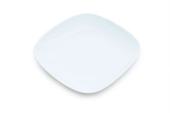 Plate isolated Stock Photo