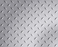 Plate metal texture Stock Image