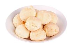 Free Plate Of Home-made Pan De Yuca, The Ecuadoruan Cheese Bread Stock Photos - 31104353