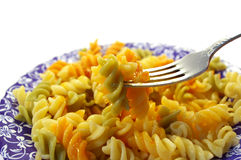 Free Plate Of Tricolor Macaronis Stock Photo - 4200060