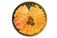 salmon sashimi royalty free stock photography