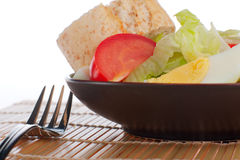 Plate of a salad Royalty Free Stock Photos