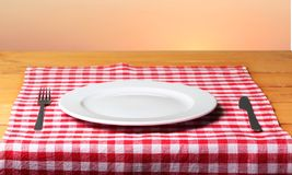 Plate Royalty Free Stock Photo