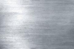 Plateado de metal aplicada con brocha foto de archivo libre de regalías
