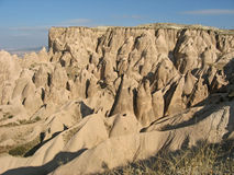 Plateau of Cappadocia Royalty Free Stock Photo