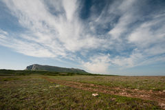 Plateau Royalty Free Stock Photos