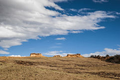 Plateau Stock Photo