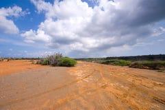 Plateau Curaçao de Hato Photo stock