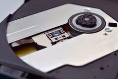 Plateau de Cd/dvd Images libres de droits