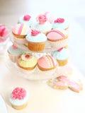 Partie de petits gâteaux Photos stock