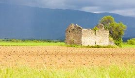 Plateau De Valensole Fotografia Stock
