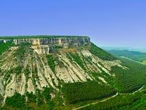 Plateau del calcare. Fotografia Stock Libera da Diritti