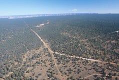 Plateau di Coconino Fotografie Stock Libere da Diritti