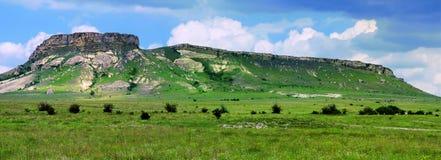 Plateau di panorama Fotografie Stock