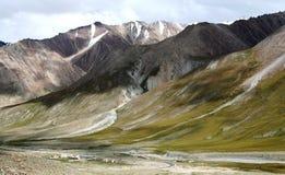 Plateau e Moutains Fotografia Stock