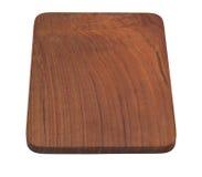 Plateau en bois Image stock