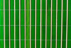 Plateau en bois vert clair. Images libres de droits