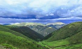 Plateau góra fotografia royalty free