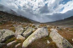 Plateau on Kackar Mountains in the Black Sea Region, Turkey Stock Photo
