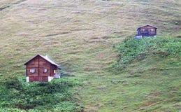 A Plateau on Kackar Mountains in Turkey Royalty Free Stock Photo