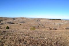 Plateau Karaby Fotografia Stock Libera da Diritti