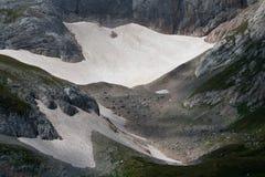 The Plateau  Lagonaki. Stock Images