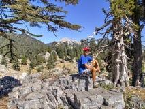 Plateau of Mount Tahtali, Turkey Royalty Free Stock Photos