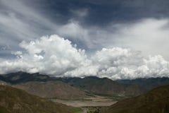 Plateau mountain Royalty Free Stock Image
