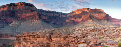 Plateau Point Stock Images
