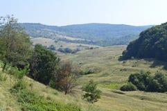 Plateau region Stock Photo