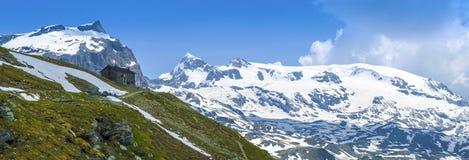 Plateau Rosa, Aosta Valley Stock Photography