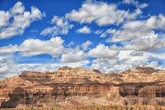 Plateau sceneria zdjęcie royalty free