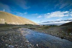 Plateau scenery, daocheng, china Royalty Free Stock Photo