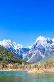 The plateau scenery Stock Photography