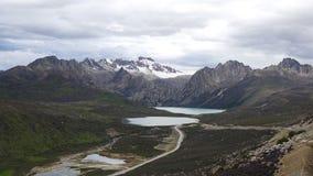 Plateau See Stockfoto