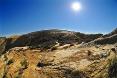 Plateau Shalkar-Nura Fotografia Stock
