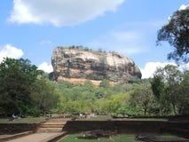 Plateau of Sigiriya Royalty Free Stock Photos