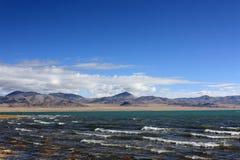 Plateau tibétain Photos stock