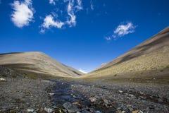 Plateau, Tibetan plateau scenery Stock Images