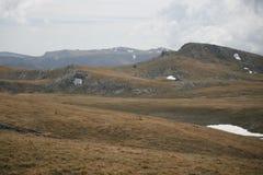 Plateau van de Krimbergen Royalty-vrije Stock Foto