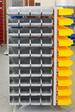 Plateaux de stockage Image libre de droits