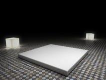 plateforme Image stock