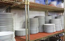 Platen stock foto's
