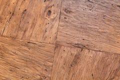 Platen van houten close-up Stock Foto