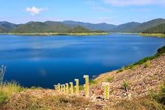 Platenwaterspiegel Royalty-vrije Stock Foto
