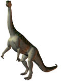 Plateosaurus-3D Dinosaur Stock Photos