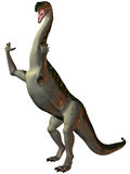 Plateosaurus-3D Dinosaur Royalty Free Stock Images