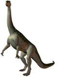 Plateosaurus-3D Dinosaurus Stock Foto's