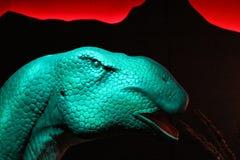 Plateosaurus stock foto