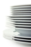 Plates Stock Photo